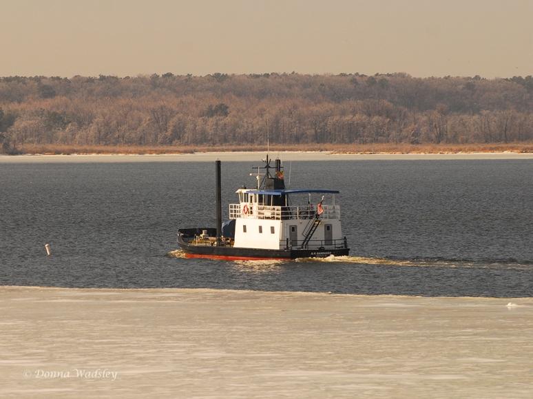 Maryland DNR cutter, A. V. Sandusky