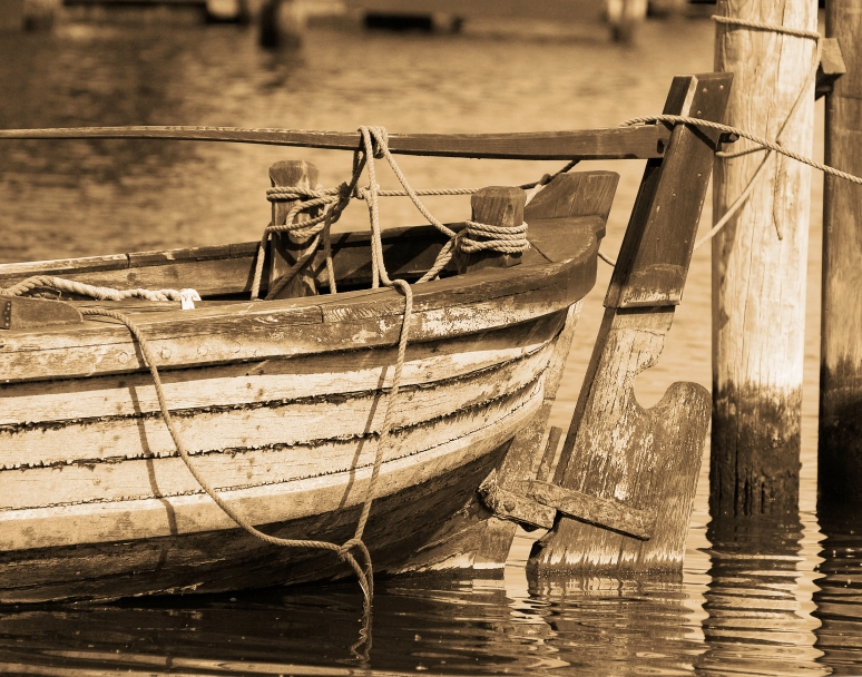 """Black & White/Sepia - 2nd Place - """"Eastern Shore Heritage"""""""