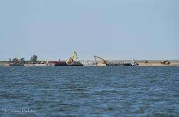 "Poplar Island ""under construction"""