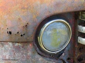 Rusty truck