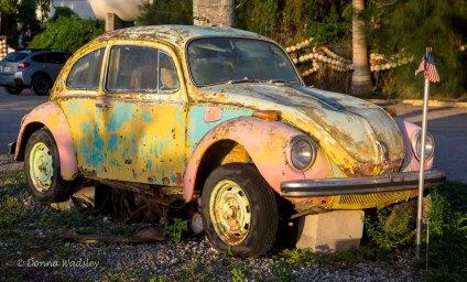 Cool VW Bug!