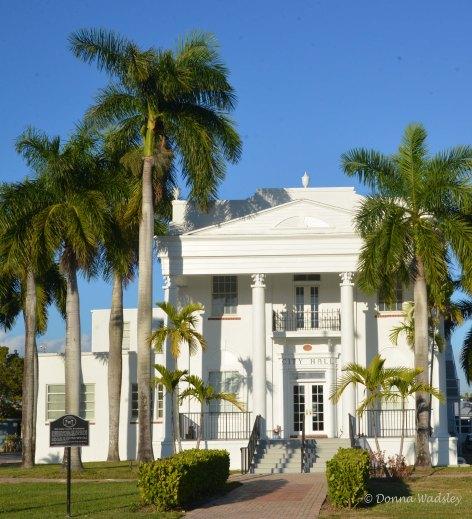 Everglades City Hall