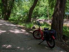 My e-bike, I love it!!