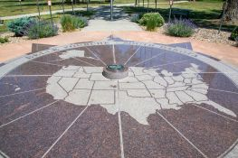 Geographic Center of the U.S.