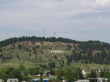 Famous Sturgis sign