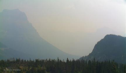 Glacier NP - August 3, 2021